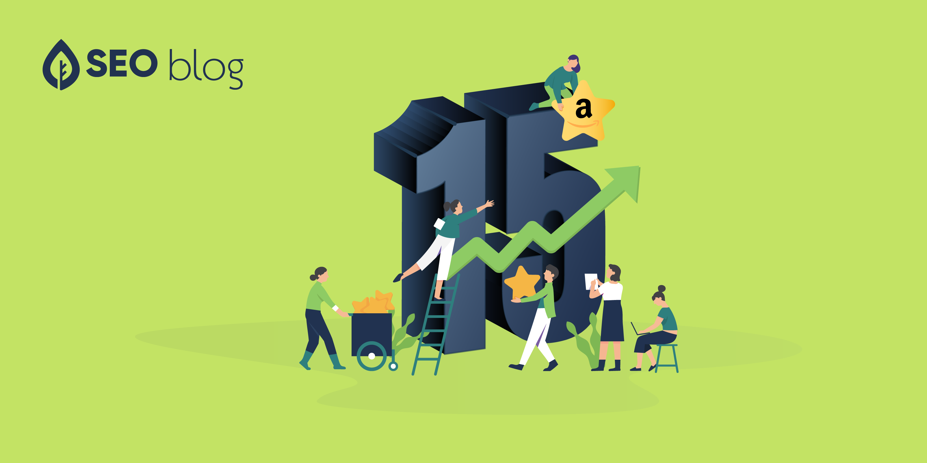 15-Ways Amazon SEO and Boost Product Rankings