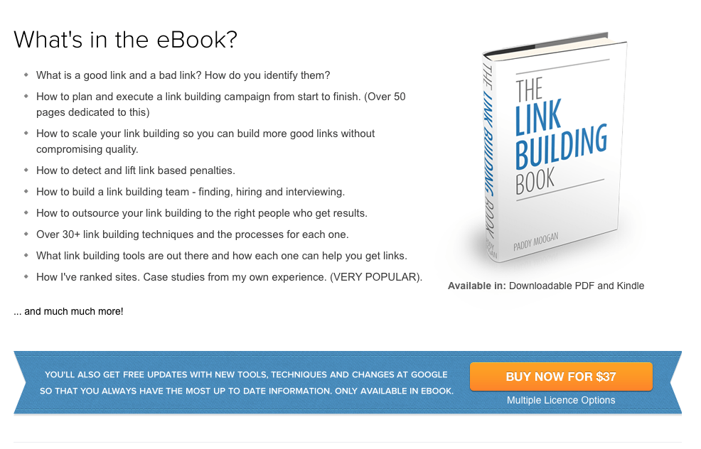 The Link Building eBook
