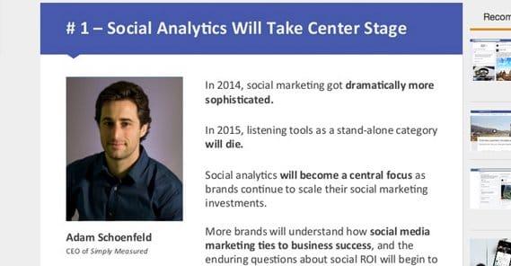 Adam Schoenfeld Prediction