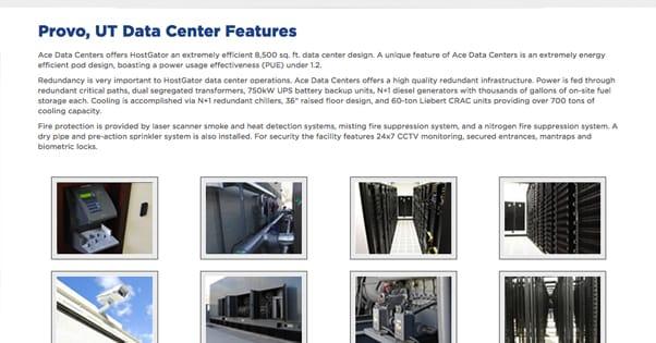 Provo Utah Data Center