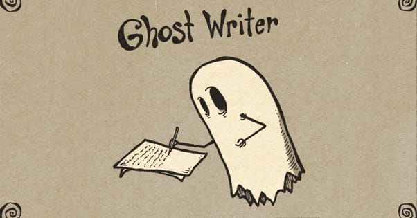 Ghost writer essays songz