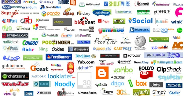 Examples of Lesser Known Social Bookmarking