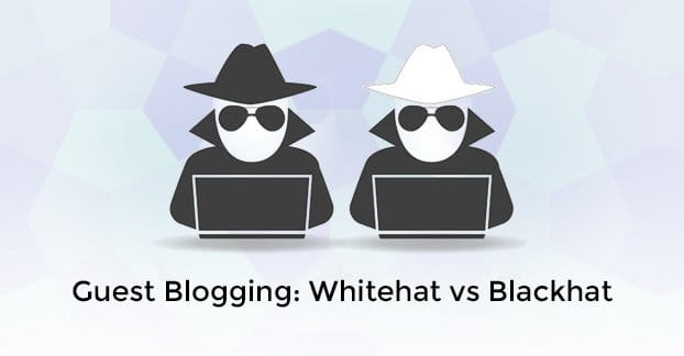 White Black Hat Blogging