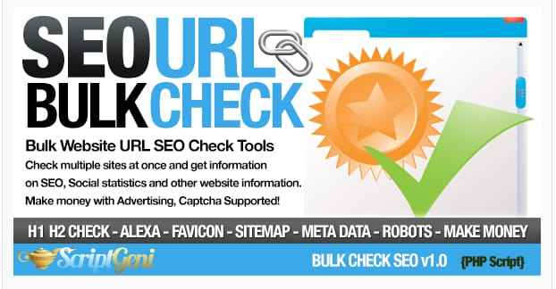 How to Bulk Check SEO Stats on a List of Websites