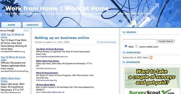 MFA Site Example