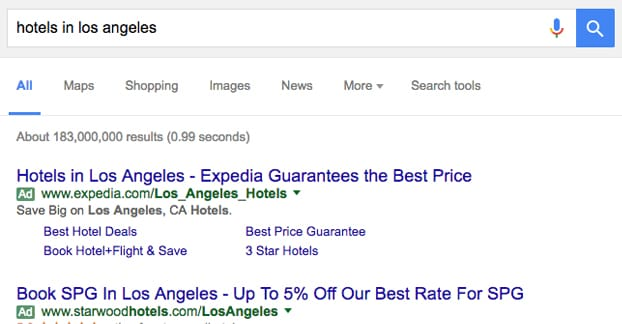Personalized Ads on Google