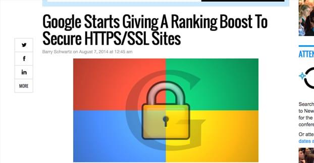 Google News Article