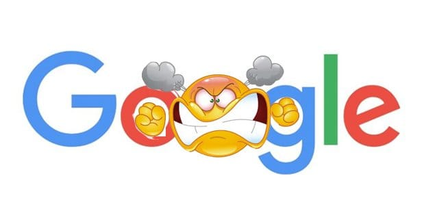 Angry Google