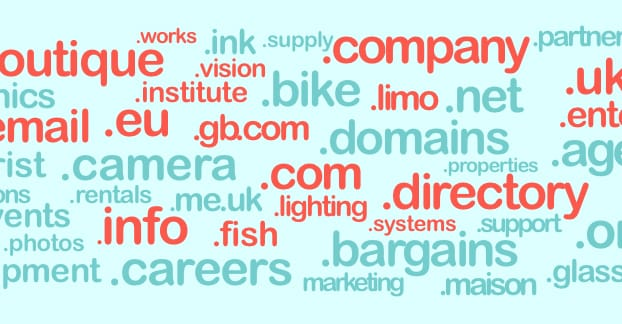 Domain Extensions Examples