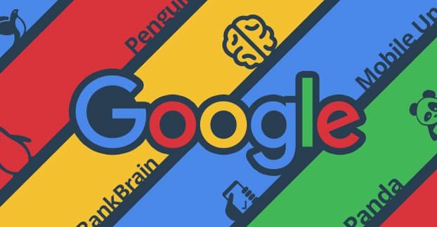 Google Algorithm Update Examples