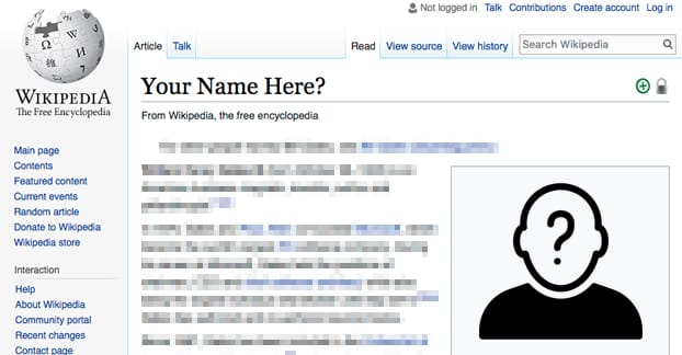 Do Wikipedia Backlinks Carry Any SEO Weight?