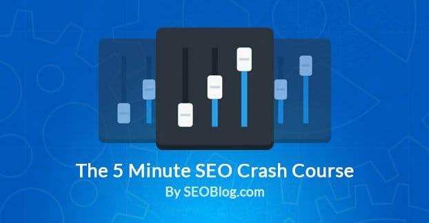 SEO Crash Course