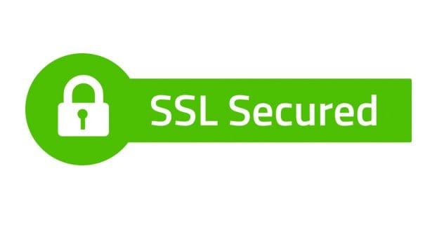SSL Secure Certificate