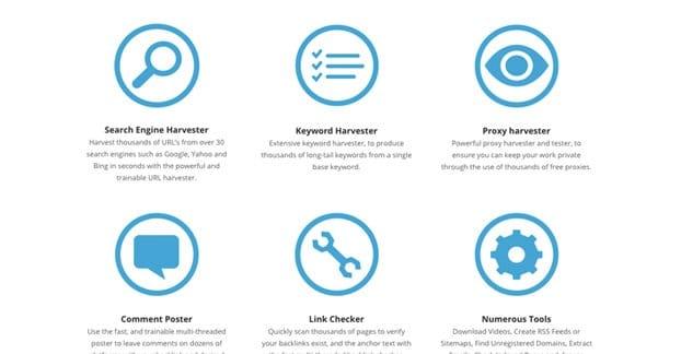 Scrapebox Features