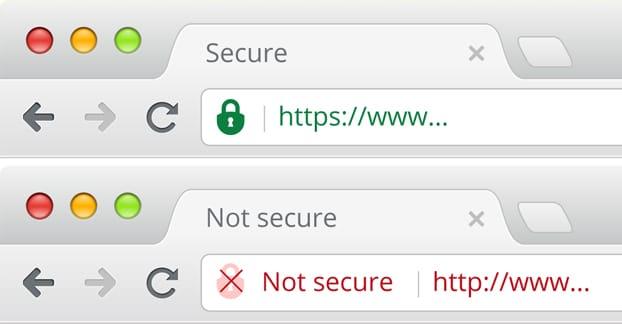 Removing SSL