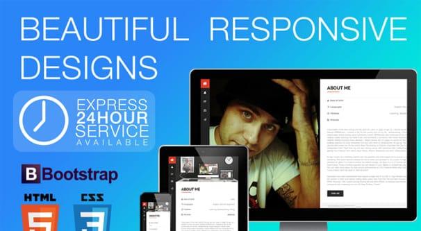 Example Responsive Design Company