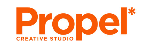 Propel Creative Studio logo
