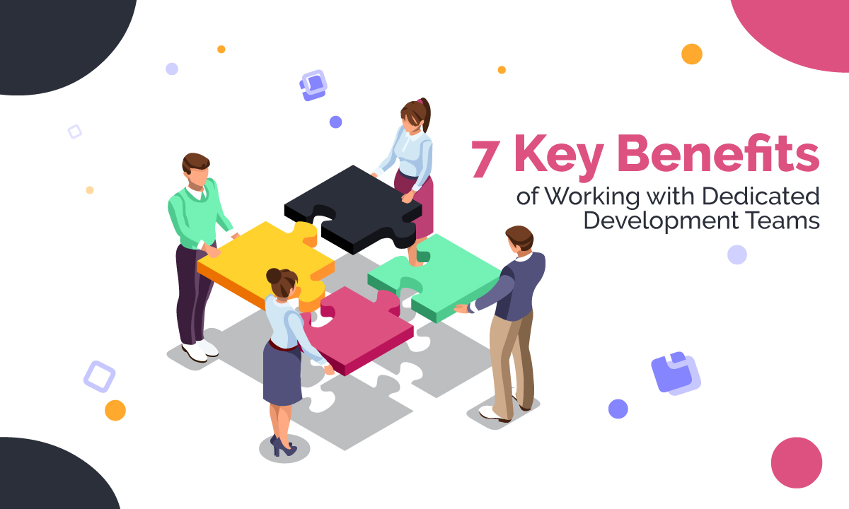 Benefits of working with web development team