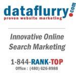 Dataflurry Website Marketing