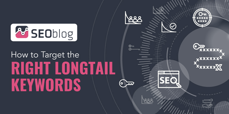 Right longtail keywords