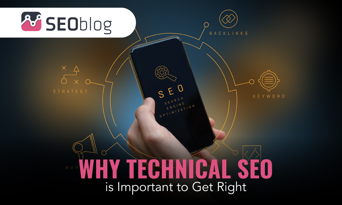 Why technocal SEO is important