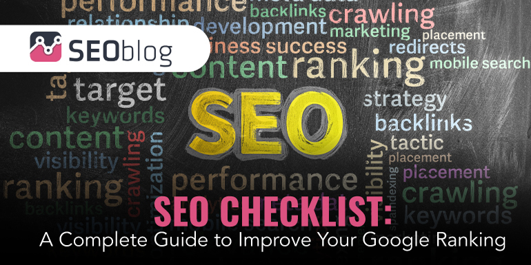 SEO Checklist Illustration