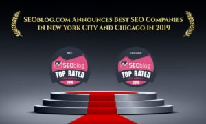 Best SEO companies in New York City and Chicago 2019