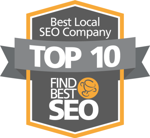 Best Local SEO Company Badge