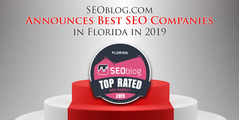 Best SEO Companies in Florida in 2019 by SEOblog.com