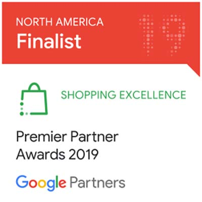 Effective Spend Google Premier partner awards