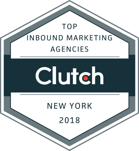 Clutch New York Inbound Marketing Agencies