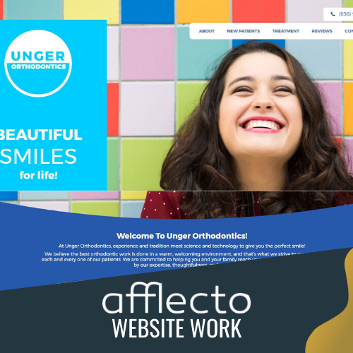 afflecto website work 7