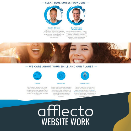 afflecto website work 8