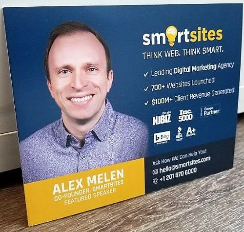 Alex Melen the Co-founder of SmartSites