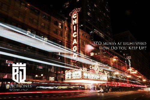 SEO company in Chicago - Bruce Jones SEO Consultant