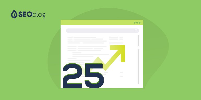 25 Easy Tricks to Increase Your Website's Authority and Rankings SEOblog