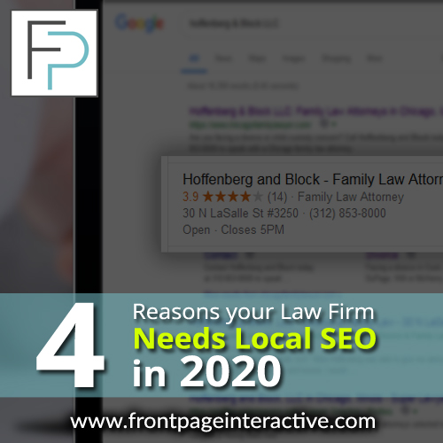 4 reasons your law firm needs local seo in 2020