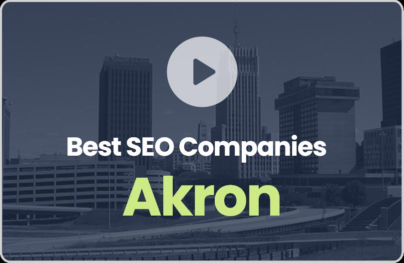Best Akron SEO Companies