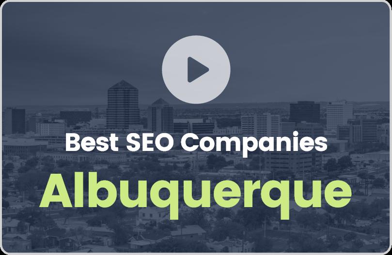 Best Albuquerque SEO Companies