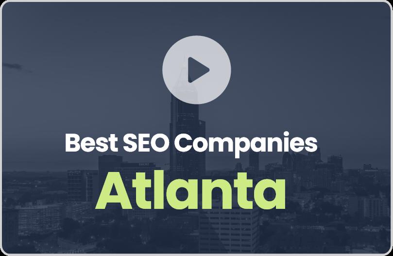 Best Atlanta SEO Companies