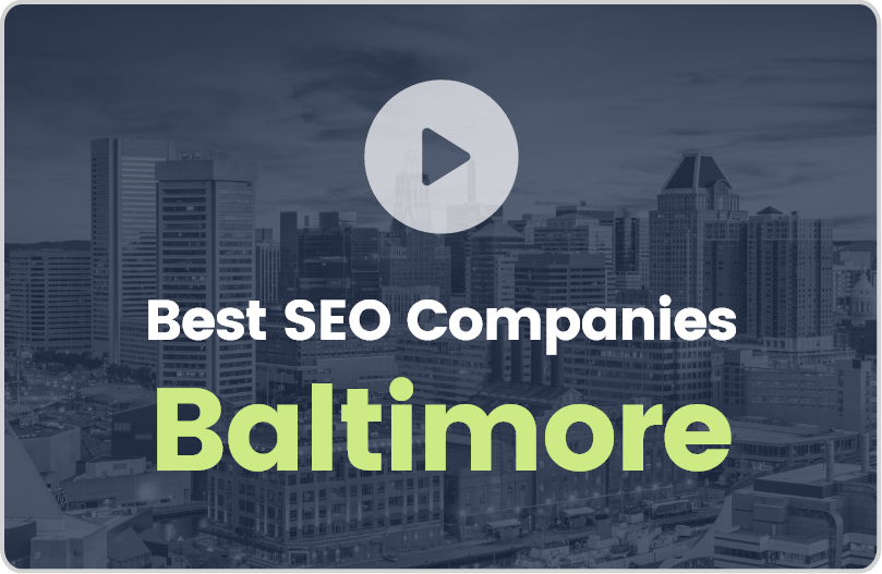 Best Baltimore SEO Companies
