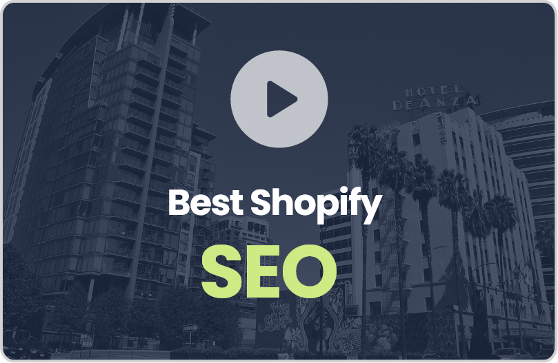 Best Shopify SEO Companies