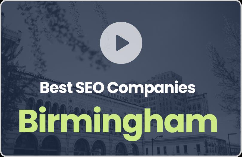 Best Birmingham SEO Companies