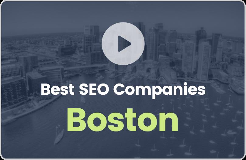Best Boston SEO Companies