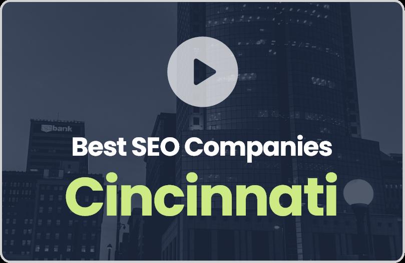Best Cincinnati SEO Companies