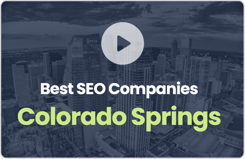 Best Colorado Springs SEO Companies