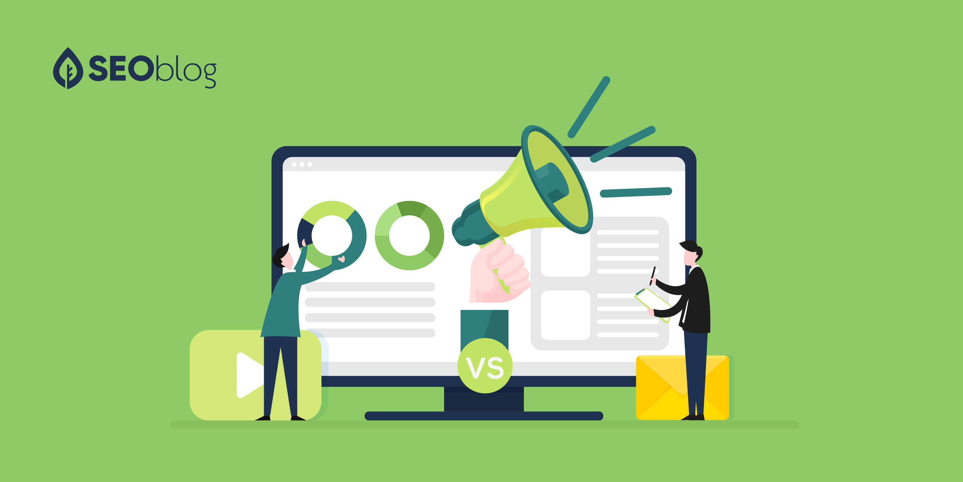 SEOblog Content Marketing vs. Digital Marketing: What is the Difference?