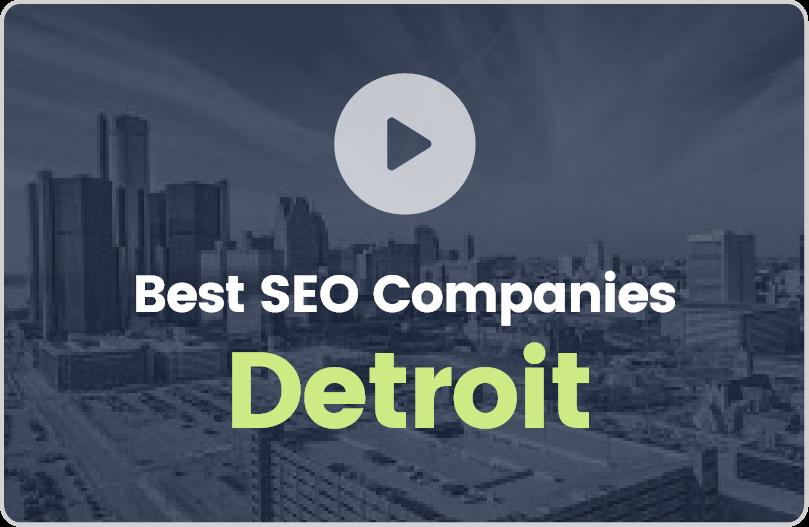 Best Detroit SEO Companies