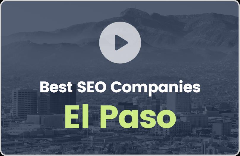 Best El Paso SEO Companies