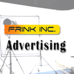 Frink Inc. Advertising